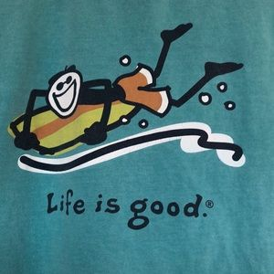 Life Is Good Shirts & Tops - 3/20❤️Life Is Good youth large size 12